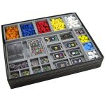 Folded Space inserts and organizers for board games