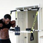Straprack workout like gym at home