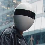 Blanc Full face mask
