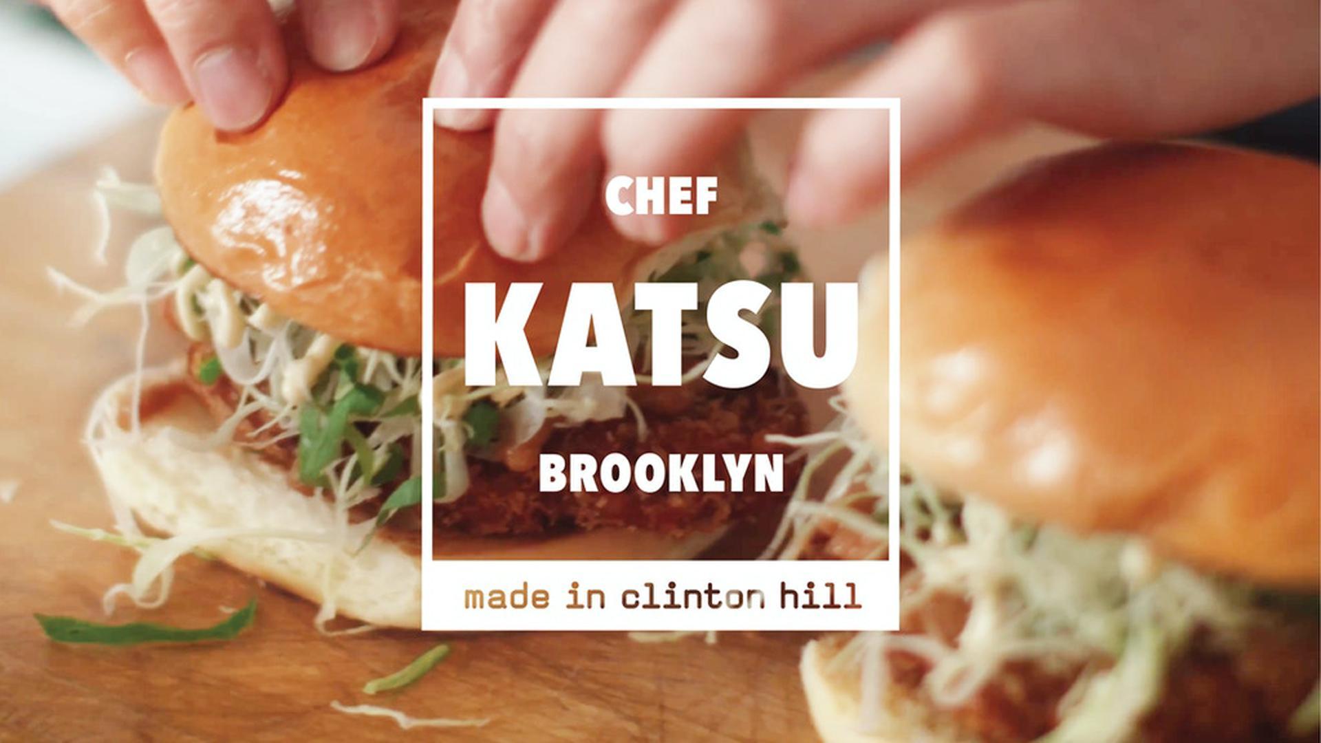 Chef Katsu Brooklyn