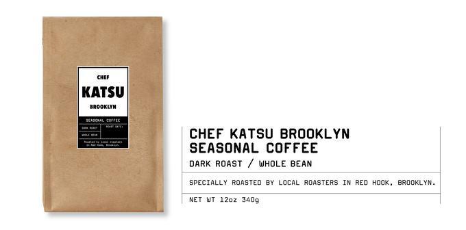 Chef Katsu Coffee