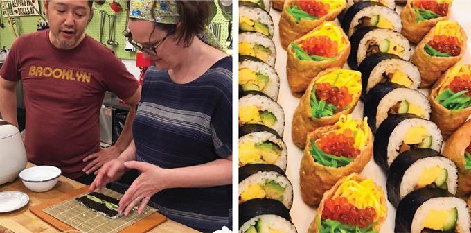 Chef Katsu Sushi Coachin