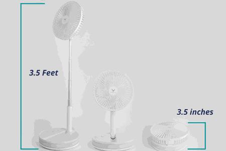 Vento compact Fan