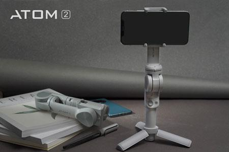 Atom 2 mobile Stand, Tripod and Selfie stick