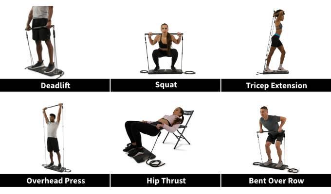 Gym Workout 2