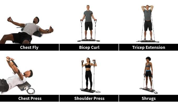 Gym Workout 1